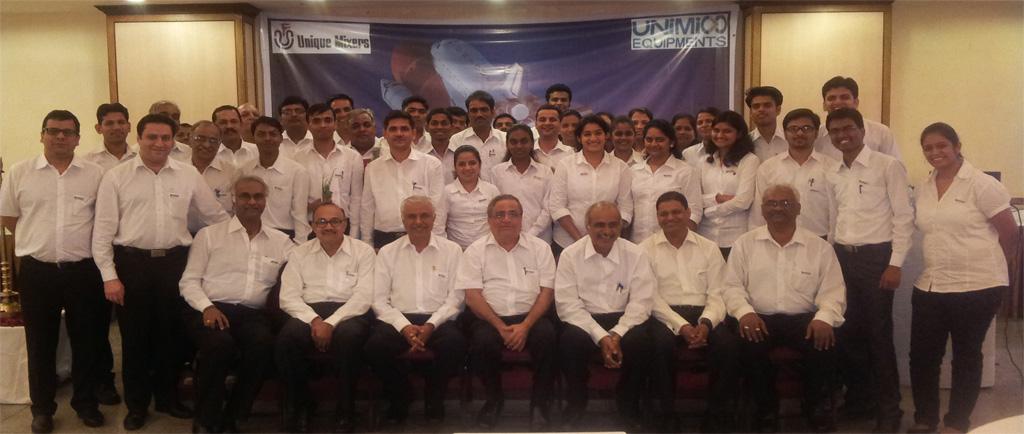 Unique Group Picture