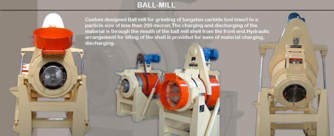 Ball-mill