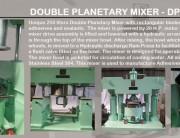 Double-planetary-mixer-DPM-250
