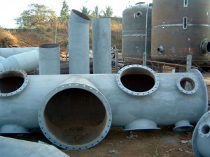Producer-Gas-Piping - Unimix Equipments