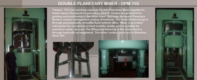 Double-Planetary-Mixer-DPM-750