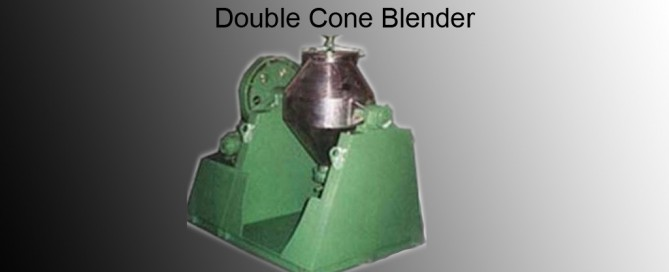 Unimix Double Cone Blender